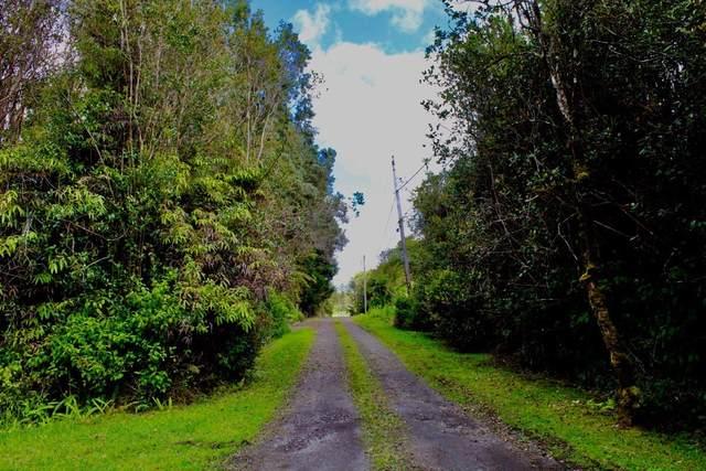 Kanahele Pl, Volcano, HI 96785 (MLS #649101) :: Steven Moody