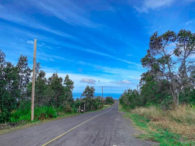 Cocoanut Dr, Ocean View, HI 96737 (MLS #649114) :: LUVA Real Estate