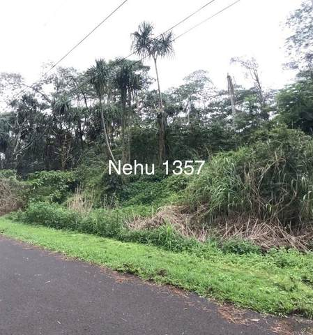 S Nehu St, Pahoa, HI 96778 (MLS #649116) :: Aloha Kona Realty, Inc.