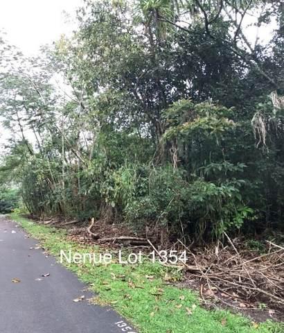 S Nenue St, Pahoa, HI 96778 (MLS #649117) :: Aloha Kona Realty, Inc.