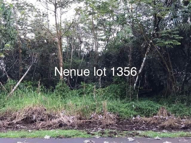 S Nenue St, Pahoa, HI 96778 (MLS #649118) :: Aloha Kona Realty, Inc.