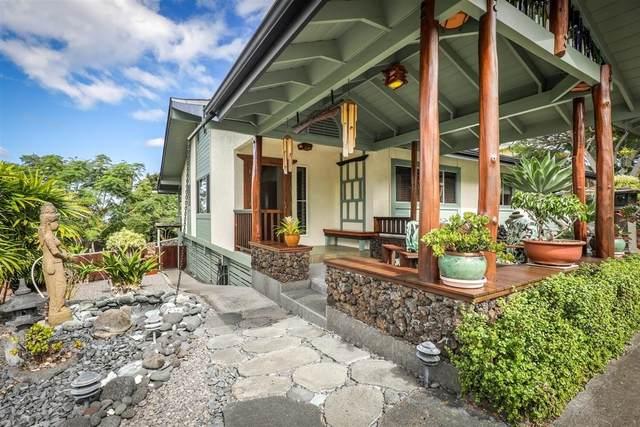 73-4330 Haiku Pl, Kailua-Kona, HI 96740 (MLS #649125) :: LUVA Real Estate