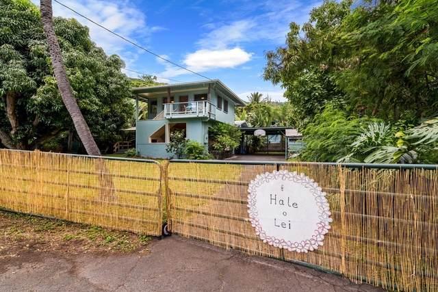 82-6024 Puuhonua Rd, Captain Cook, HI 96704 (MLS #649147) :: Aloha Kona Realty, Inc.