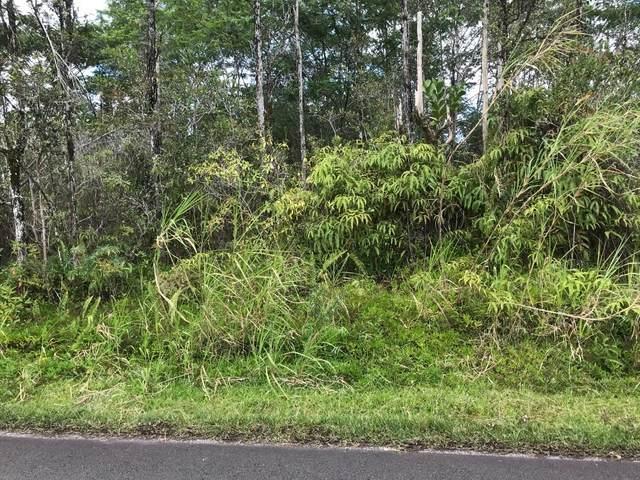 Rainbow Dr, Pahoa, HI 96778 (MLS #649170) :: LUVA Real Estate