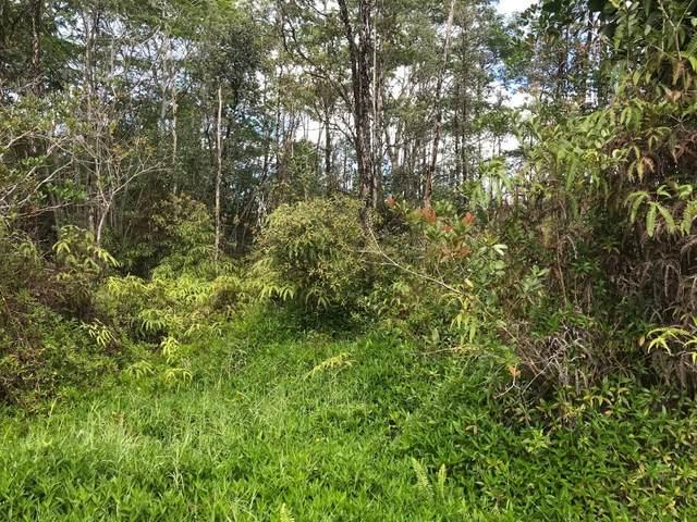 Rainbow Dr, Pahoa, HI 96778 (MLS #649171) :: LUVA Real Estate