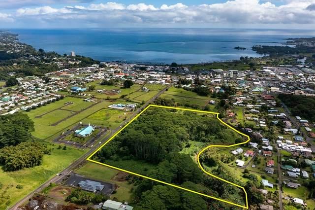 Ponahawai Street, Hilo, HI 96720 (MLS #649190) :: Corcoran Pacific Properties