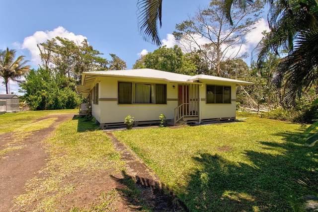 15-2771 Manini St, Pahoa, HI 96778 (MLS #649217) :: Corcoran Pacific Properties