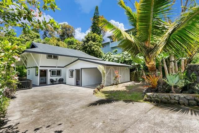 73-1259 Lihau St, Kailua-Kona, HI 96740 (MLS #649234) :: LUVA Real Estate