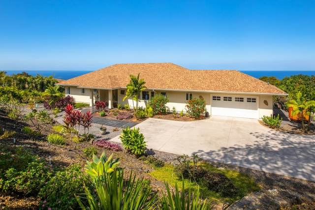 83-1033 Kahauloa Pl, Captain Cook, HI 96704 (MLS #649252) :: Hawai'i Life