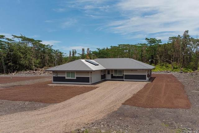 15-1663 15TH AVE (LAI), Keaau, HI 96749 (MLS #649296) :: LUVA Real Estate