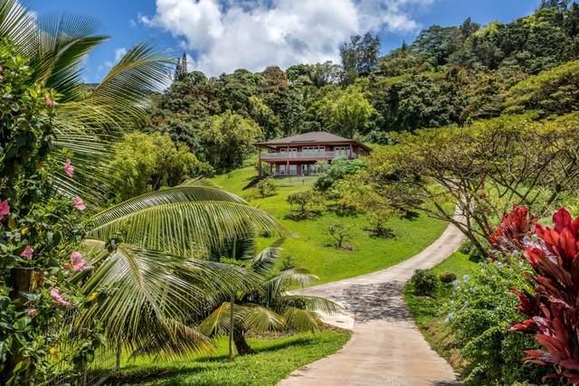 3170 Iwipoo Rd, Kalaheo, HI 96741 (MLS #649302) :: Kauai Exclusive Realty