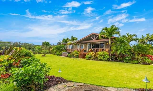 3275 Kalihiwai Rd, Kilauea, HI 96754 (MLS #649347) :: Team Lally
