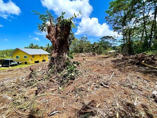 N Honu St, Pahoa, HI 96778 (MLS #649353) :: LUVA Real Estate