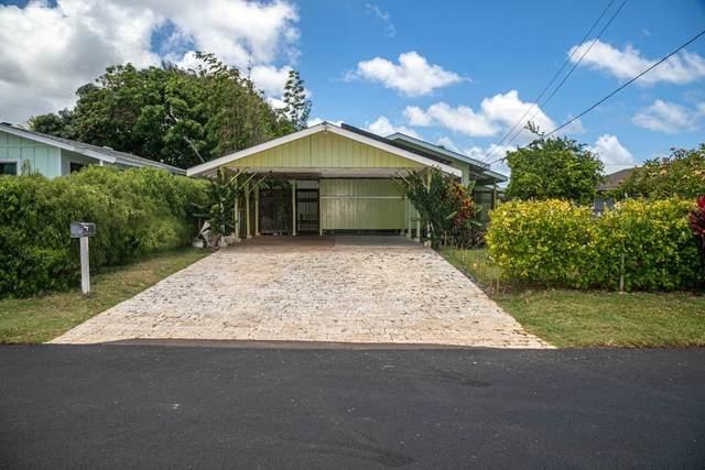 4582 Koa St, Kapaa, HI 96746 (MLS #649394) :: Corcoran Pacific Properties