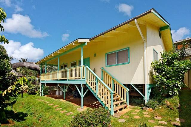 4875-A Hauaala Rd, Kapaa, HI 96746 (MLS #649405) :: Iokua Real Estate, Inc.