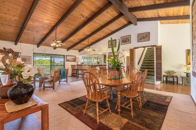77-6288 Mamalahoa Hwy, Holualoa, HI 96725 (MLS #649461) :: Corcoran Pacific Properties