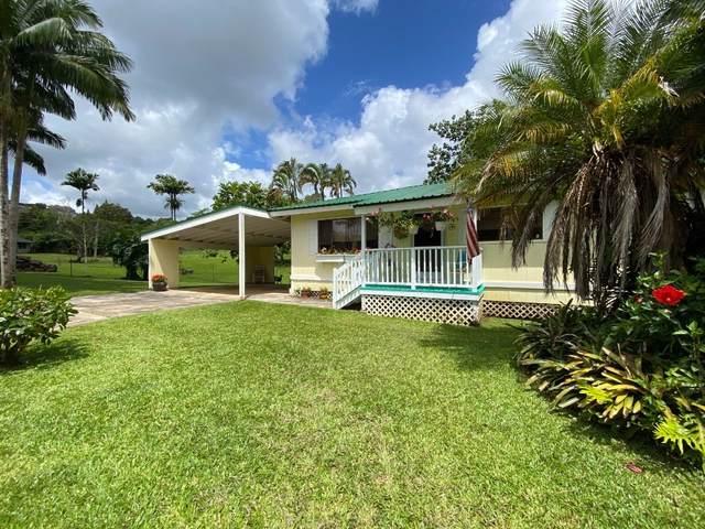 6550-A Puupilo Rd, Kapaa, HI 96746 (MLS #649470) :: Kauai Exclusive Realty