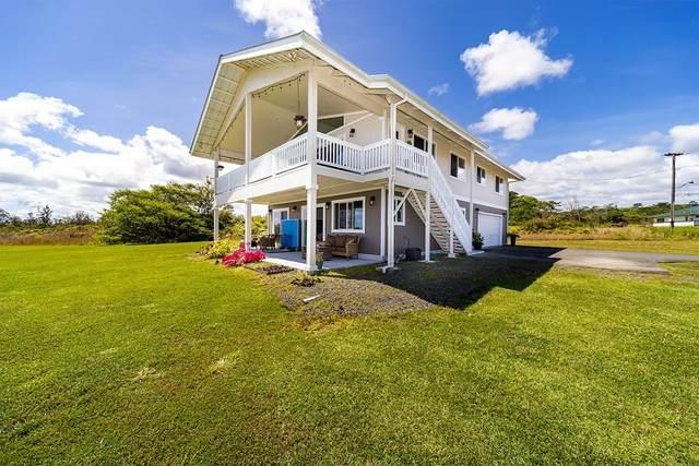 1161 Kukuau Street, Hilo, HI 96720 (MLS #649497) :: Team Lally