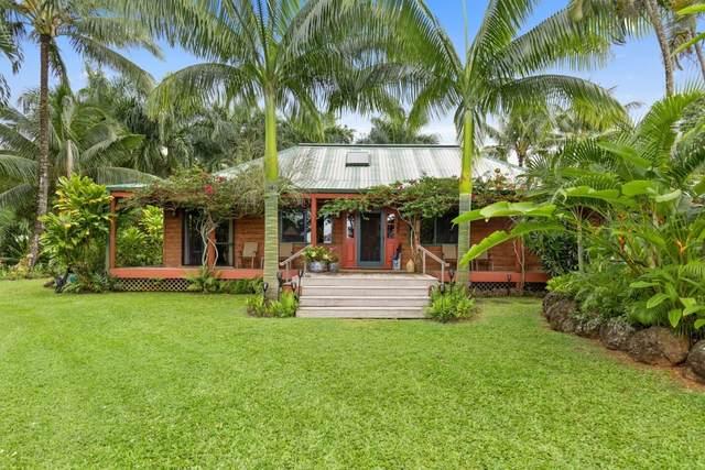 7705 Koolau Rd, Kilauea, HI 96754 (MLS #649535) :: Corcoran Pacific Properties