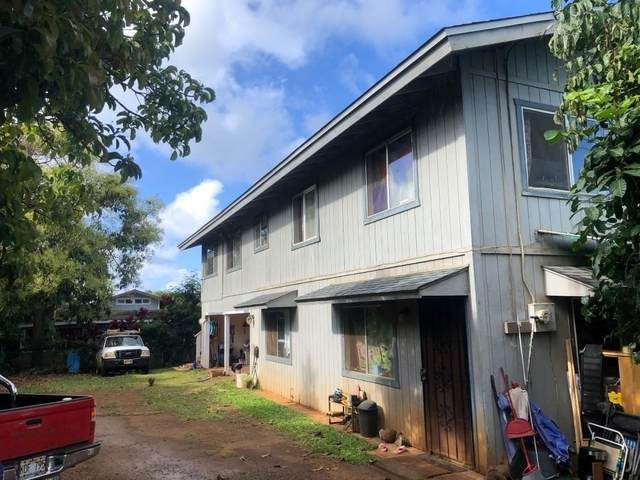4-4961 Kuhio Hwy, Anahola, HI 96703 (MLS #649539) :: Iokua Real Estate, Inc.