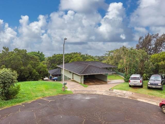 4455 Lani Ikena Place, Kalaheo, HI 96741 (MLS #649544) :: Kauai Exclusive Realty