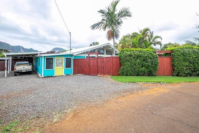 2846 Makau St, Lihue, HI 96766 (MLS #649566) :: Kauai Exclusive Realty