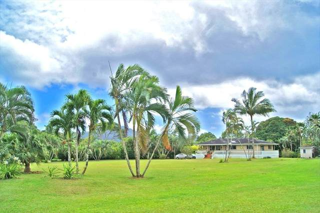 6273 Waipouli Rd, Kapaa, HI 96746 (MLS #649568) :: Kauai Exclusive Realty