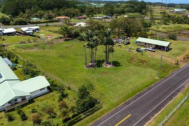 Ipuaiwaha St, Keaau, HI 96749 (MLS #649591) :: LUVA Real Estate
