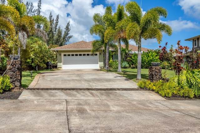 3534 Kakela Makai Dr, Kalaheo, HI 96741 (MLS #649603) :: Kauai Exclusive Realty