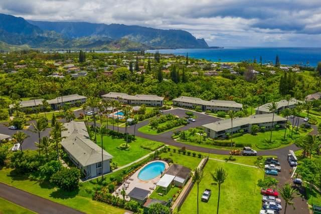 3830 Edward Rd, #14F, Princeville, HI 96722 (MLS #649609) :: Kauai Exclusive Realty