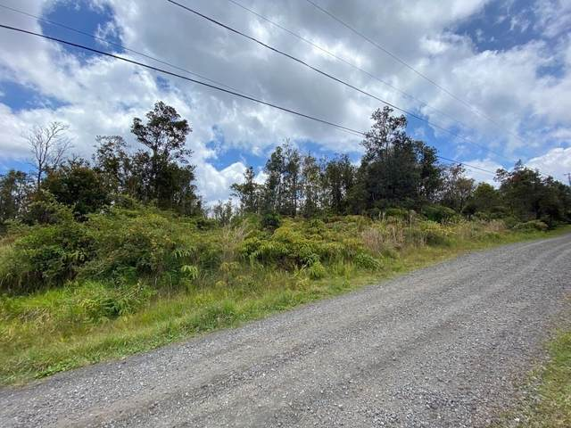 11-2687 Ohialani Rd, Volcano, HI 96785 (MLS #649614) :: Steven Moody