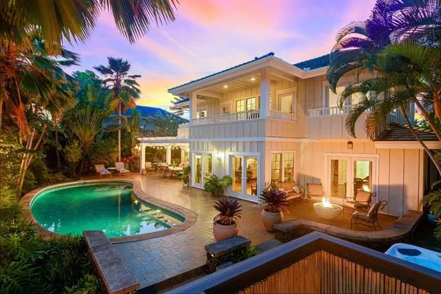 5356 Pau A Laka St, Poipu, HI 96756 (MLS #649670) :: LUVA Real Estate