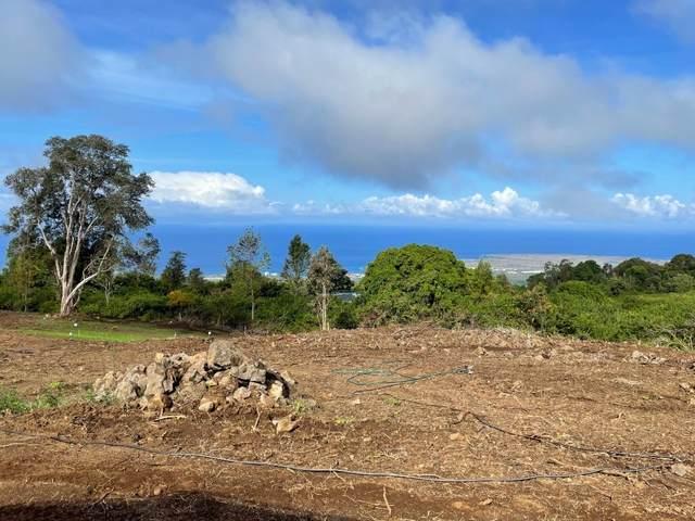75-5450 Nalo Meli Dr, Holualoa, HI 96725 (MLS #649685) :: Corcoran Pacific Properties