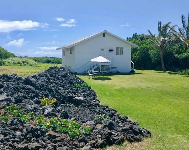 94-2034 South Point Rd, Naalehu, HI 96772 (MLS #649695) :: Corcoran Pacific Properties