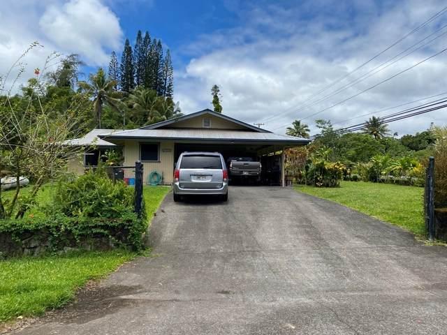 15-2754 Aweoweo St, Pahoa, HI 96778 (MLS #649709) :: Corcoran Pacific Properties