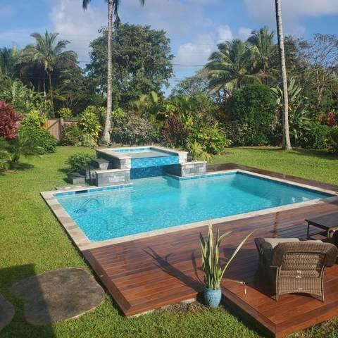 4855 Waiakalua St, Kilauea, HI 96754 (MLS #649755) :: Team Lally