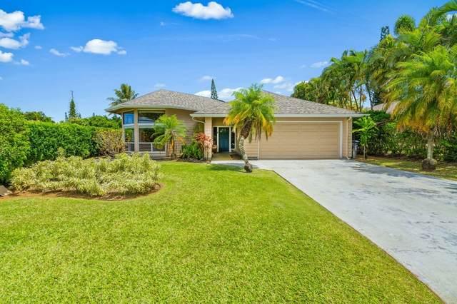4568 Emmalani Dr, Princeville, HI 96722 (MLS #649761) :: Corcoran Pacific Properties