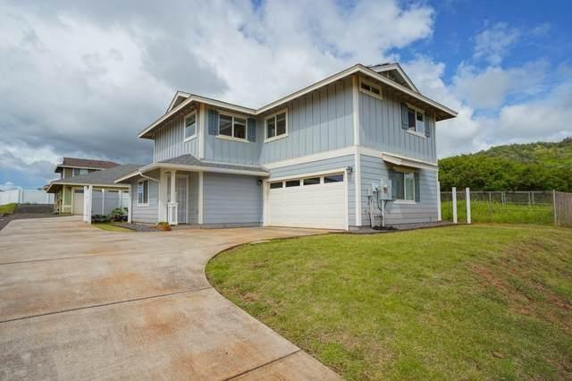 4285 Akilolo St, Lihue, HI 96766 (MLS #649767) :: Kauai Exclusive Realty