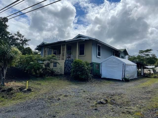 17-292 Volcano Rd, Kurtistown, HI 96760 (MLS #649774) :: Corcoran Pacific Properties