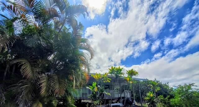 89-1190 Hawaii Belt Rd, Captain Cook, HI 96704 (MLS #649781) :: LUVA Real Estate