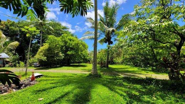 14-252 Papaya Farms Rd, Pahoa, HI 96778 (MLS #649809) :: LUVA Real Estate