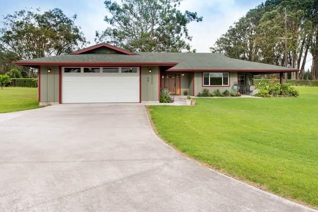 64-5206 Nohomalu Place, Kamuela, HI 96743 (MLS #649819) :: Corcoran Pacific Properties