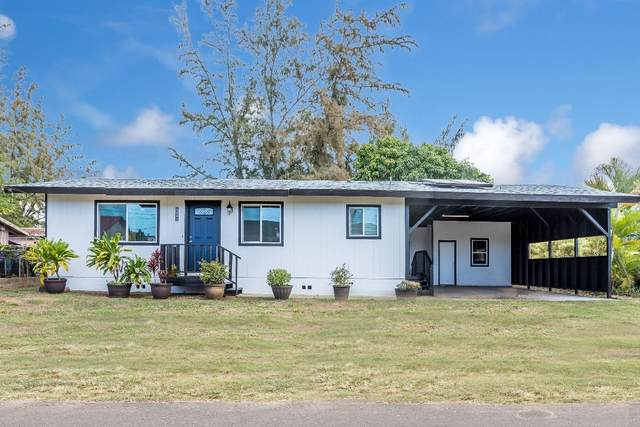 8343 Mahiko Pl, Kekaha, HI 96752 (MLS #649833) :: Corcoran Pacific Properties