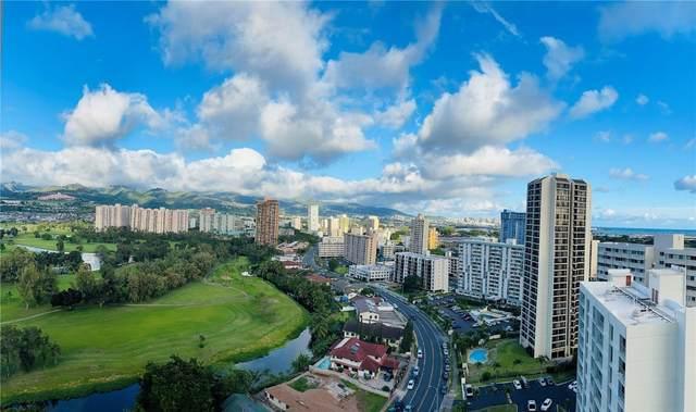 990 Ala Nanala, Honolulu, HI 96818 (MLS #649842) :: Steven Moody