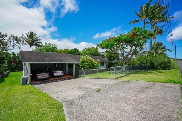 3709 Lohe Rd, Kalaheo, HI 96741 (MLS #649845) :: Kauai Exclusive Realty
