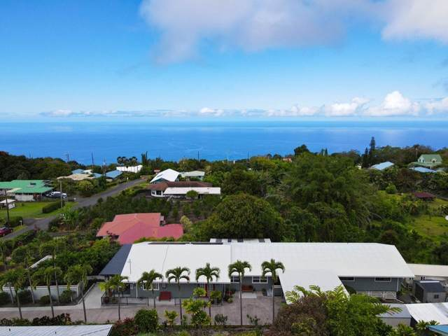 81-1039 Captain Cook Rd, Captain Cook, HI 96704 (MLS #649866) :: LUVA Real Estate