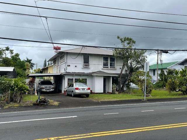 9 W Kawili St, Hilo, HI 96720 (MLS #649877) :: LUVA Real Estate
