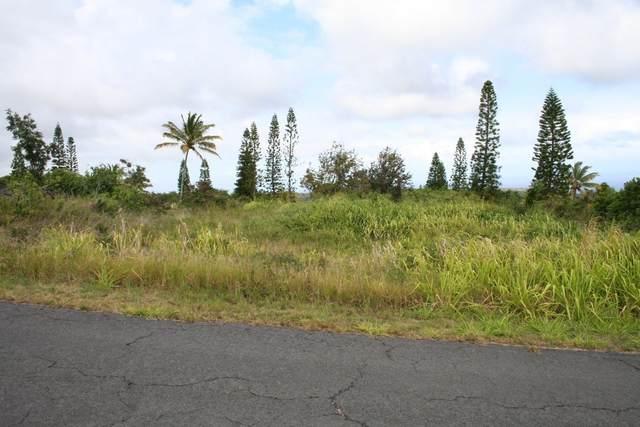 Kaulua Cir, Naalehu, HI 96772 (MLS #649887) :: Corcoran Pacific Properties