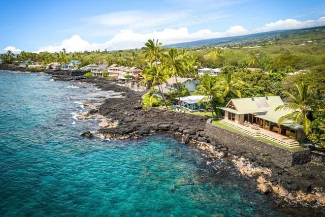 78-6646 Alii Dr, Kailua-Kona, HI 96740 (MLS #649945) :: Corcoran Pacific Properties