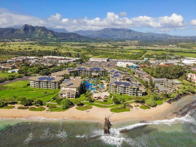 4-820 Kuhio Hwy, Kapaa, HI 96746 (MLS #649946) :: Iokua Real Estate, Inc.